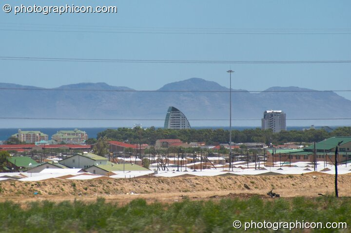 Cape Flats, Cape Town - Western Cape, South Africa. © 2005 Photographicon