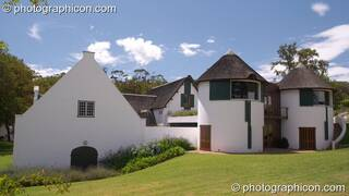 The Duch-Cape house at Rustenberg Vinyard, Stellenbosch - Western Cape, South Africa. © 2005 Photographicon
